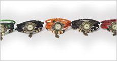 Moderne ur - vælg ml. flere farver, fra Beautidesign.dk, værdi kr. 399,-