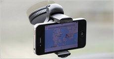 Universal smartphone holder til bilen, inkl. fragt, værdi kr. 269