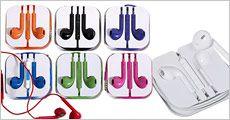 Høretelefoner med indbygget mikrofon, inklusiv levering, værdi kr. 199