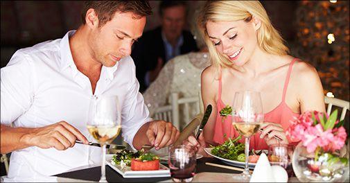 Populært ophold for 2 med skøn mad!