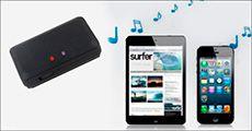 Bluetooth Receiver, mini Jack model H166 forhandlet fra Ec-trade.dk, værdi 378