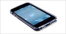 Krystalklart cover til iPhone, fås til flere modeller, inkl. fragt, værdi kr. 179