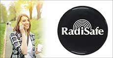 3 stk. Radisafe chips, beskyttelse mod EMF eksponering, inkl. fragt, værdi kr. 198