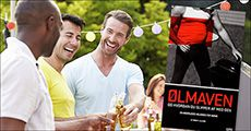 Ølmaven og hvordan du slipper af med den! E-bog fra Supra Media, værdi 138