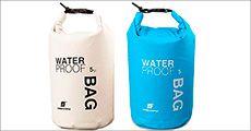 Waterproof Bag 5 L. forhandlet fra GMF Distribution, værdi kr. 450,-