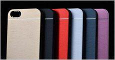 Motomo iPhone cover, vælg mellem flere modeller og farver, inkl. fragt, værdi kr. 233