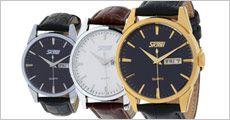 Skmei herreur forhandlet fra Watches4you.dk, værdi kr. 699,-