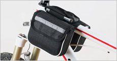 1 stk. cykeltaske forhandlet fra Ze-thing.com, værdi kr. 320,-