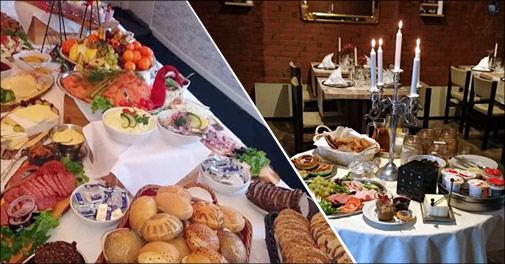 Miniophold i Nordjylland med dejlig mad.