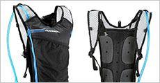 Roswheel rygsæk med vandbeholder, inklusiv fragt, værdi kr. 714