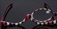 Smart makeup-brille, inklusiv fragt, værdi kr. 268