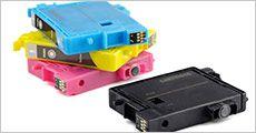 Blækpatroner kompatible med Brother, Canon, HP og Epson printere, inkl. fragt, værdi op til kr. 425,-
