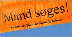 Bogen MAND SØGES! af Anette Sundby, inkl. fragt, værdi kr. 238