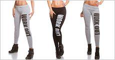 Work Out leggings forhandlet af Stonevang Products, inkl. fragt, værdi kr. 238