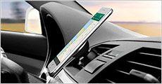 Magnet mobilholder til bilen, inklusiv fragt, værdi op til kr. 498