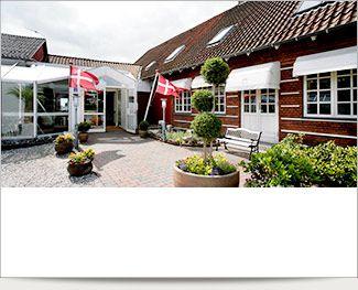 Bo dejligt på Hørning Kro & Hotel - ved skøn natur og kun 10 min. fra Aarhus