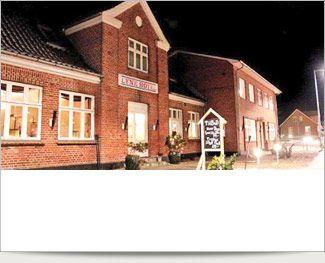 Oplev Vestjylland - bo på Lyne Kro & Hotel
