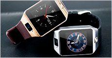 Smart Watch fra Watches4you, vælg mellem sølv eller rødguld, værdi kr. 1499,-