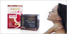 Babaria Anti-age ansigtscreme med slangegift samt 9 effekts serum fra JBR Dent IVS, værdi kr. 635,-