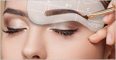 Eyebrow kit fra GMF Distribution, værdi kr. 120,-
