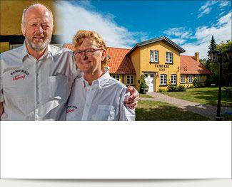 Nyd smukke Femø med et ophold på Femø Kro & Feriecenter!