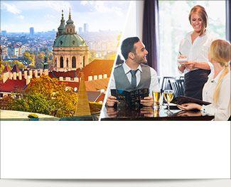 Skønt ophold på Hotel International Praque i Prag