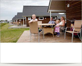 Tag familien med på camping i Nordjylland - Løkken Klit Camping