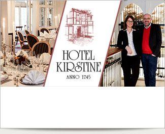Hotel Kirstine byder på romantik, hygge og skøn mad