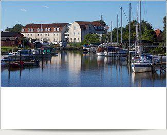 Tag på et skønt 4-stjernet ophold på Hotel Niels Juel lige ved Køge Havn