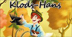 Lydbogen Klods-Hans (CD) fra Easylearn, værdi kr. 290,-
