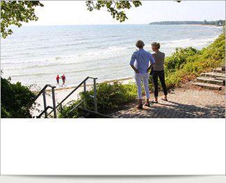 Tag en overnatning på Konference & Hotel Klinten ved Østersøen