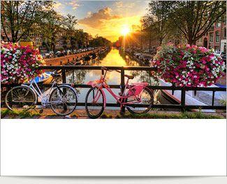 Amsterdam har meget at byde på - oplev det hele med dette tilbud!