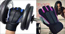 Træningshandske fra Stonevang Products, vælg ml. 2 farver og 3 størrelser, værdi kr. 259,-
