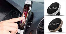Magnetisk mobilholder til bilen fra Ongadgets, vælg ml. 2 farver, værdi kr. 198,-
