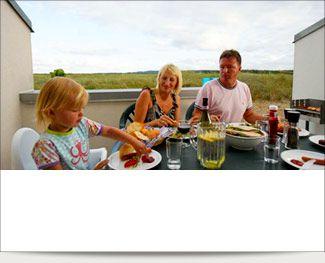 Hold ferie ved det brusende Vesterhav - Feriehotel Tranum Klit