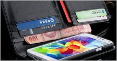 Mobilcover til Samsung Galaxy eller iPhone, inkl. fragt, værdi kr. 249,-