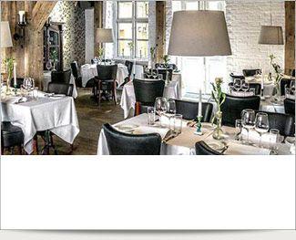 Idyl og kulinariske oplevelser - velkommen på Hotel & Restaurant Madam Sprunck