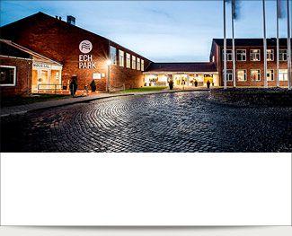ECH PARK Esbjerg - tæt på hav, søer, skov, dyrehave, badeland, shopping mm..