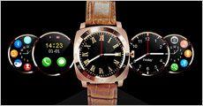 Lækkert bluetooth watch til Android fra Watches4you, inkl. fragt, værdi kr. 1099,-