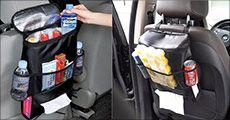 Opbevaringstaske med kølefunktion til bilen fra 4mobil, værdi kr. 274,-