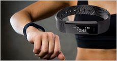 Fitness tracker armbånd fra House of Hansen, værdi kr. 599,-