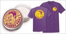 6 stk. klunkevoks og 1 stk. lilla t-shirt, normalpris kr. 991,-