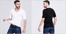 Kompressions t-shirt til mænd fra Stonevang Products, værdi kr. 299,-