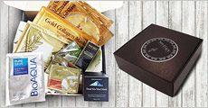 Beautybox fra Smukbox med 12 lækre skønhedsprodukter, inkl. fragt, værdi kr. 749