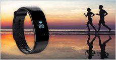 Lækkert H9 smartwatch Helseur, inkl. fragt, værdi kr. 1099,-