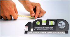 Fixit Laser Vaterpas, inkl. fragt, værdi kr. 299,-