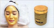 24 K Guld ansigtsmaske 250 g. fra Sillystuff, værdi kr. 749,-