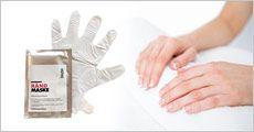 2 sæt håndmasker - 4 håndmasker i alt, inkl. fragt, værdi kr. 259,-