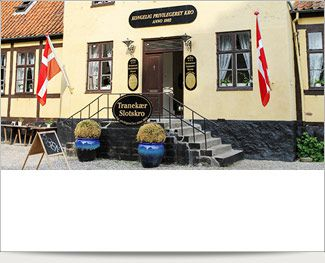 Tag til Langeland og bo en nat på hyggelige Tranekær Slotskro