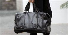 Taske i PU-læder fra Modane, værdi kr. 999,-
